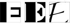 Letter E (nieuwe versie)