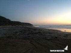 Waddel Creek Beach @ HWY 1 between San Franciso & Santa Cruz