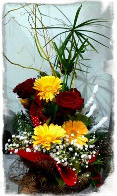 Red roses#alternative