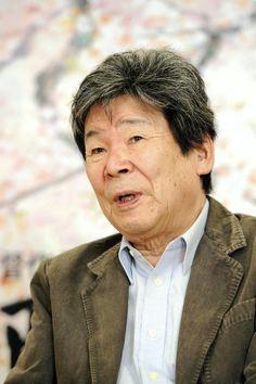Studio Ghibli's other great anime director Isao Takahata - no retirement plans! Isao Takahata, Best Director, Japan News, Retirement Planning, Studio Ghibli, Scorpio, People, Anime, Scorpion