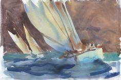 Alexander Creswell | Antigua Classics - Colour Study