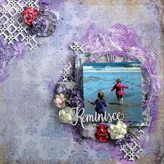 Blue+Fern+Studios+-+Courtship+Lane+-+Reminisce+by+Marie-Eve+Bernard - Scrapbook.com