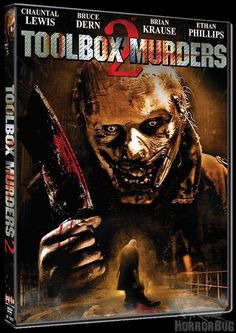 Completed Version of 'Toolbox Murders 2', 'A Haunting at Preston Castle' get UK DVD, Download Release- DETAILS & TRAILERS on HorrorBug: http://wp.me/p252Dk-4jd #Horror #Thriller #Toolbox #Indie #Indie #IndependentFilm #DVD #Digital #New
