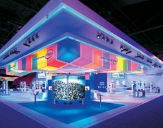 Despite having its exhibit budget reduced by 30 percent, Intel still wanted a structure that left an impression on CES attendees. With that in mind, the company asked Farnham, Surrey, U.K.-based 2LK Design Ltd. to create a booth that did more with less; Details>