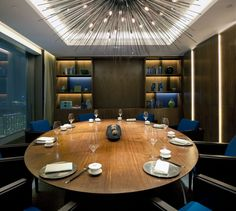 hotel private dining room | Hotel ICON | Asia Travel Guides, Reviews, Diary, News | Travel Wire ...