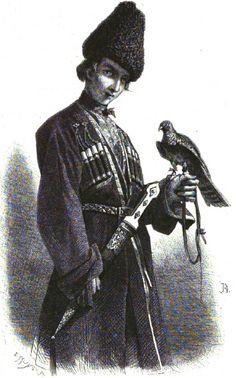 File:Azerbaijani noble man from Shusha.png
