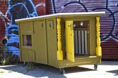 arte casas vagabundos - Buscar con Google