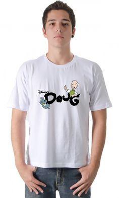 Camiseta Doug 02 - Camisetas Estampadas,T-Shirt   Camisetas Era Digital