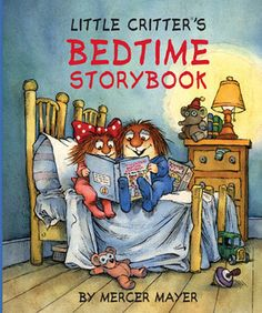 Little Critter's Bedtime Storybook | Mercer Mayer