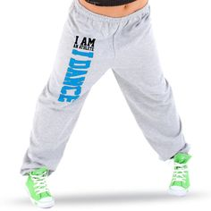 I Am An Athlete Sweatpant : GAR-214 ($23) ❤ liked on Polyvore