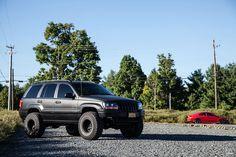 Matte Black 2004 WJ Jeep Full Dip & Transformation - DipYourCar.com Plasti Dip Community Forum