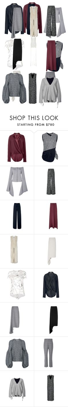 """""""Untitled #3575"""" by luciana-boneca on Polyvore featuring Hellessy"""