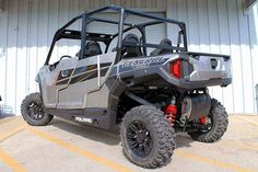 New 2017 Polaris General 1000-4 EPS ATVs For Sale in Texas.
