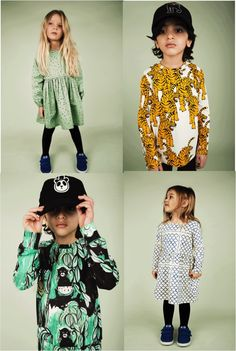 Jungle Book Mini Rodini Aw2015 #kidsfashion #minirondini #2016