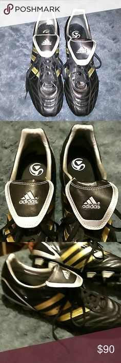 New Adidas men's Cleats New Adidas men's cleats. Never worn. Adidas Shoes Athletic Shoes