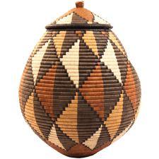 Zulu Ilala Palm Baskets, Fair Trade Gifts