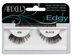 904ac4e0393 Ardell Edgy Lash - 406 Long Lashes, False Eyelashes, Longer Eyelashes,  Beauty Bar