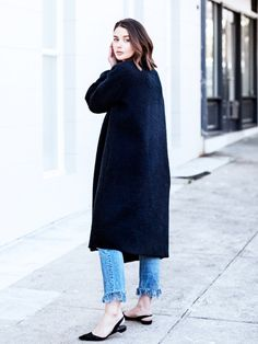 33 Street Style Outfits That Redefine Casual Cool via @WhoWhatWearUK