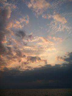 #CloudPorn Sailing Croatia #travel