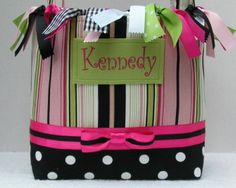 Kennedy Diaper BagShower GiftPersonalized by sassygatormonograms, $69.00