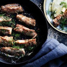 Fish Recipes, Tapas, Pork, Meat, Ethnic Recipes, Kale Stir Fry, Pigs