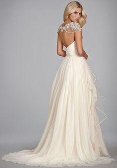 Haley Paige-Paloma wedding dress