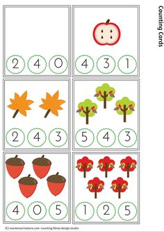 Autumn Printables for Toddlers and Young Preschoolers – Montessori Nature Forest Animal Crafts, Forest Animals, Autumn Activities, Activities For Kids, Autumn Theme, Sight Words, Free Coloring, Fine Motor Skills, Childcare