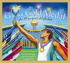 This is a very descriptive yet kid friendly book about the Olympics. Great option for the introduction to the unit