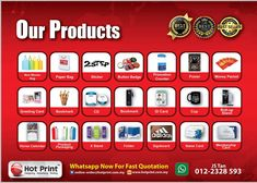 Hot Print Design And Advertising Sdn Bhd Mail3588 On Pinterest