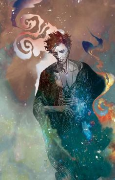 Neil Gaiman Returns with THE SANDMAN: OVERTURE in October - !!!