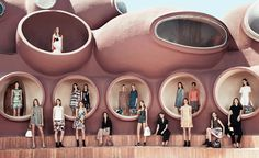 Dior checks into Pierre Cardin's Cannes summer residence for Cruise 2016 | Fashion | Wallpaper* Magazine