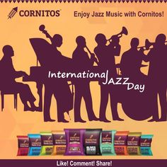 #InternationalJazzDay Comment below and tell us what you plan to do on International Jazz Day? LIKE.COMMENT.SHARE