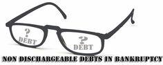 #MilwaukeeBankruptcyAttorney Nondischargeable debts Debt, Wayfarer, Ray Bans, Sunglasses, Style, Swag, Stylus, Shades, Sunnies