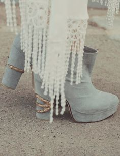 claw heel shoe inspiration