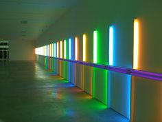 """""""This was almost as lame as the Cy Twombly Gallery"""" —Yelp review of Dan Flavin Installation at Menil"""