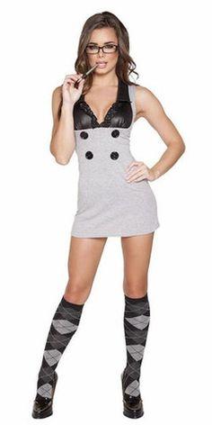 Sexy Bad Teacher Halloween Costume