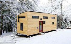 Baupläne für mobiles Mini-Haus - Tipp des Tages - [SCHÖNER WOHNEN]