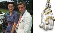 This Rare Piece of Jewelry Belonged to Wallis Simpson—and Was Once Just the Clasp For Her Purse - TownandCountrymag.com