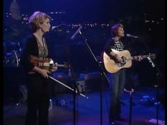 Shawn Colvin - Shotgun Down The Avalanche (with Alison Krauss) - beautiful song