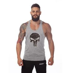 Shawn Ben Bodybuilding Tank Top