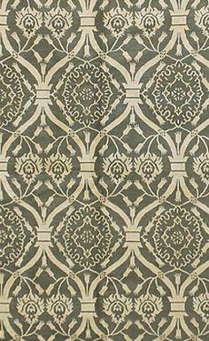 Michael Rugs - (A) Nepal  Kashmeer Wool
