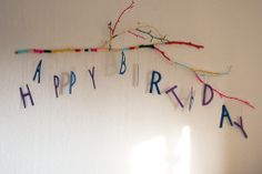 The House That Lars Built.: impromptu birthday party