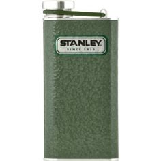 stanley classic stainless steel flask: i think it looks very cool.