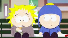 I saw this yesterday when aired at I almost cried because it was just so beautiful Craig South Park, Tweek South Park, Anime Chibi, Aliens, Sapo Meme, South Park Memes, Tweek And Craig, South Park Anime, Family Guy