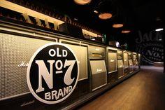 Jack Daniels Bar Ziggodome Amsterdam