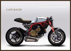 cafe racer ducati - Google Search