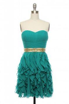 Flamenco Fantasy Dress