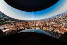 Il panorama, nuova installazione in realtà aumentata, Photo di Sabrina Gazzola