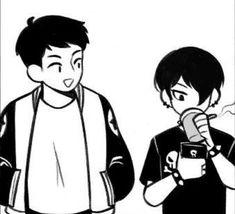 Crying My Eyes Out, Greatest Adventure, Boyfriend Girlfriend, Anime Chibi, Aesthetic Anime, Webtoon, Manhwa, Tapas, Lgbt