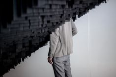 Katarzyna Mirczak's Abysses exhibition at the Kasia Michalski Gallery, 2015